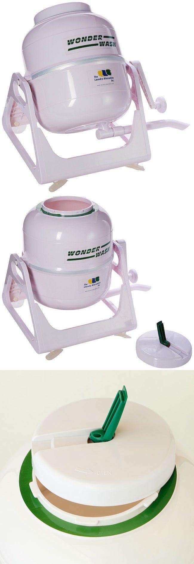 Washing Machines 71256: Portable Washing Machine Hand Manual Mini Apartment  Washer Dorm Rv Countertop