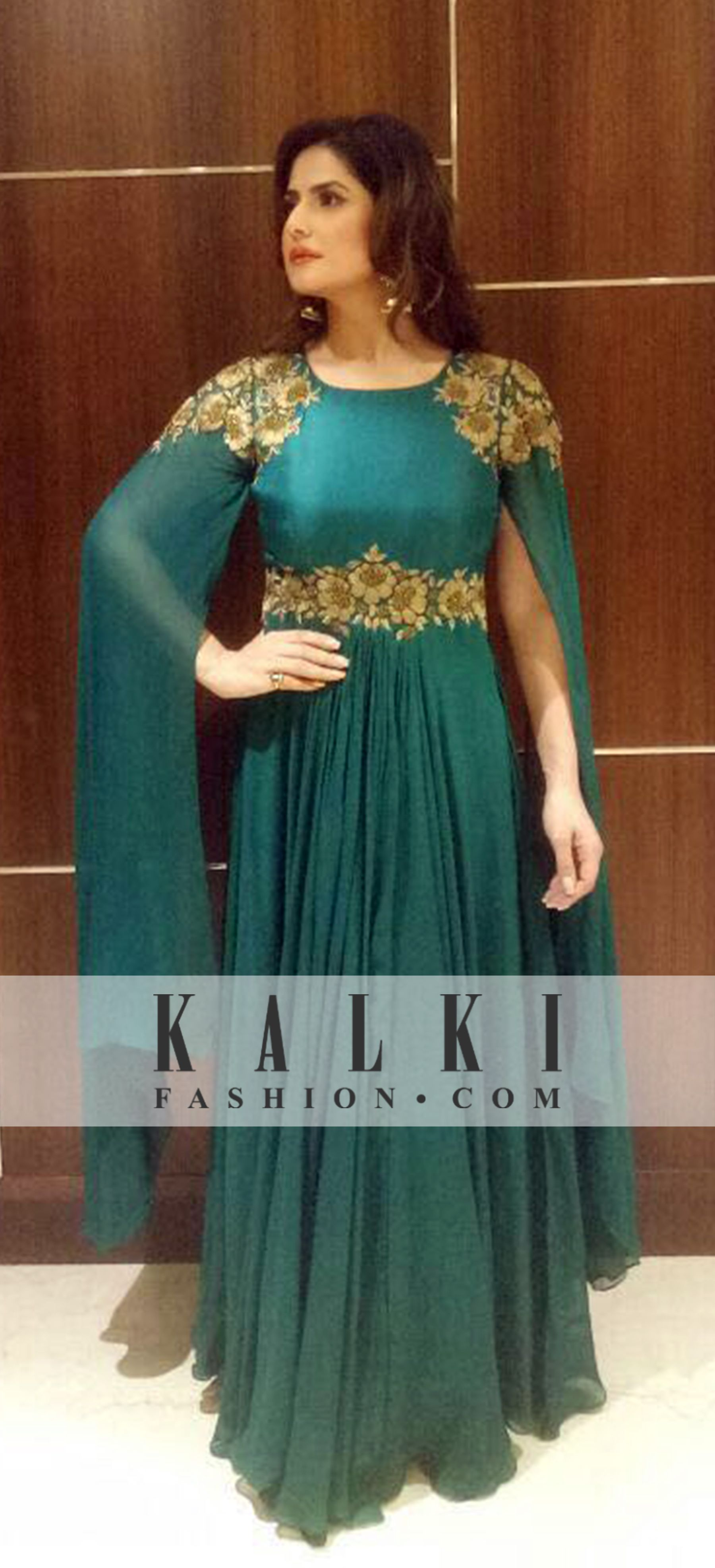ZAREEN KHAN SKU - 373609 PRICE - 29,990 /- | KALKI Celebrity ...