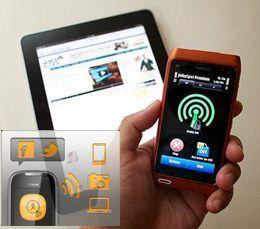 JoikuSpot Free Tethering App for Nokia Symbian Download