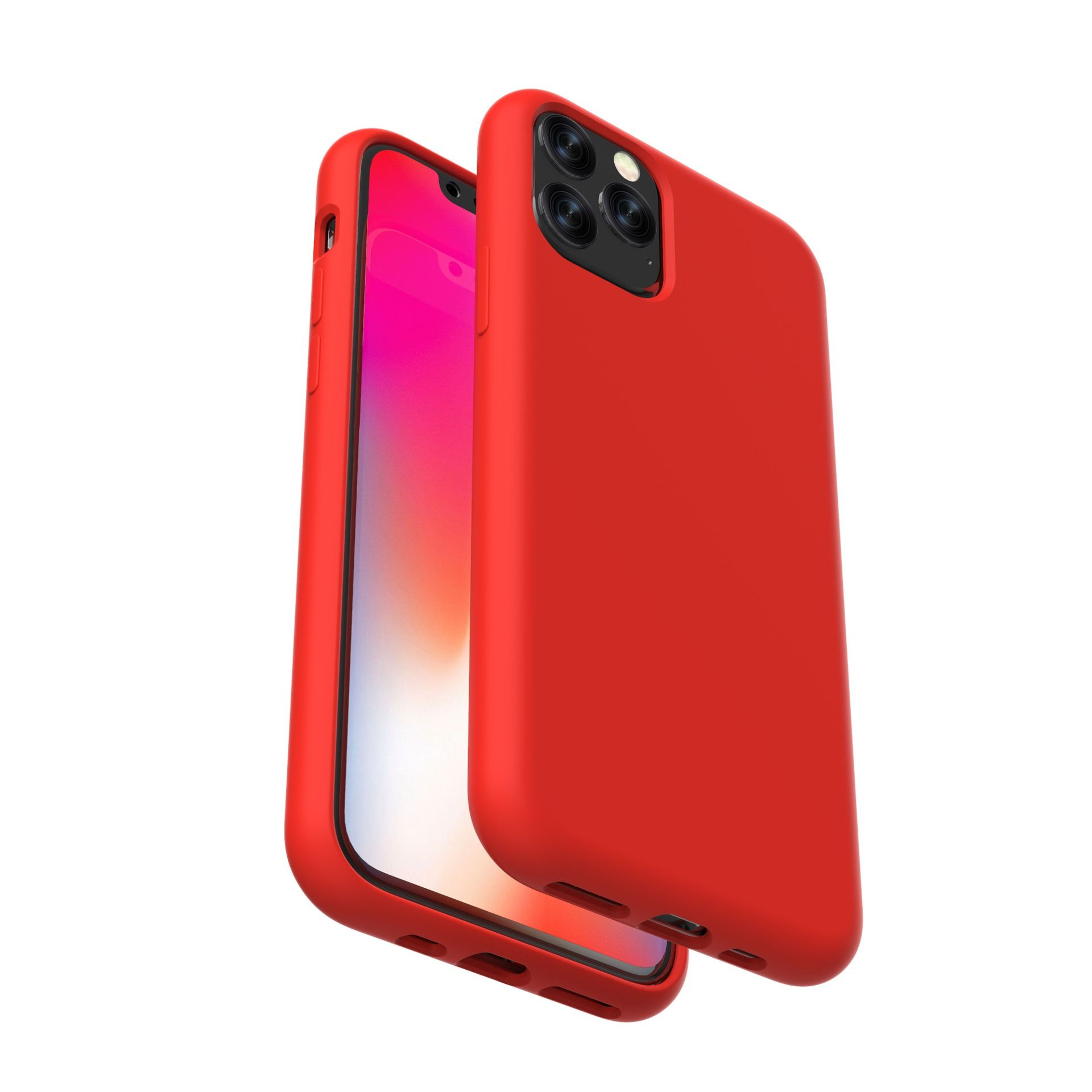 iPhone 11 Liquid Silicone Case