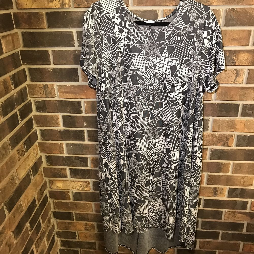 Black t shirt dress ebay - Black