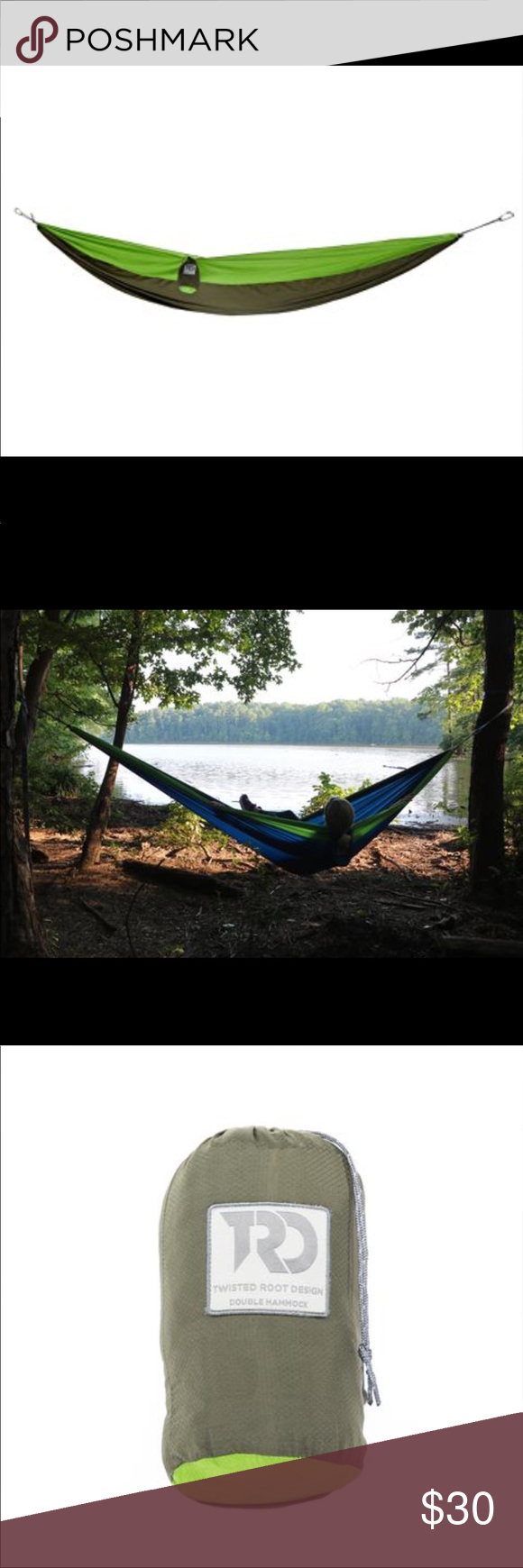 Double hammock by twisted root design double hammock customer