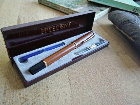 Bellissima penna stilografica anni 90 MARKSMAN di RalphaRecycled