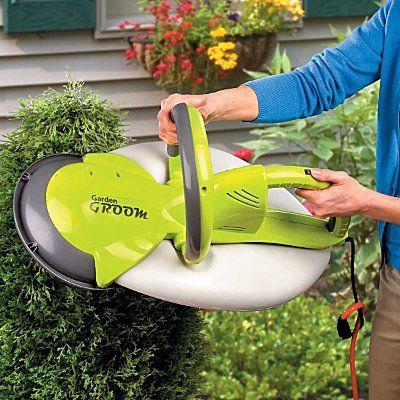 Garden Groom Pro Electric Hedge Trimmer Improvements Http Www