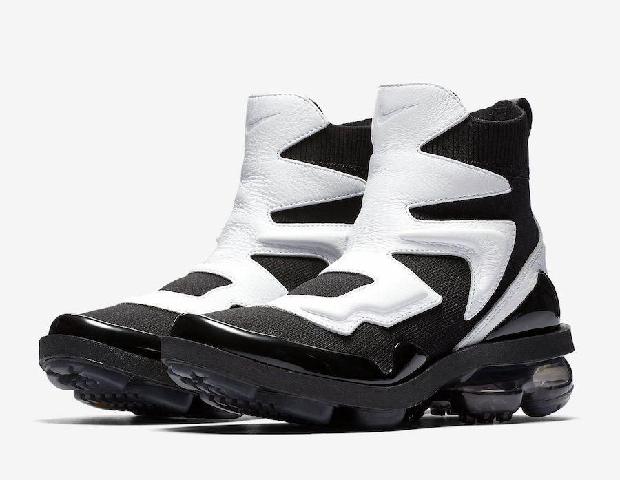 5e145fbe7c Nike Air VaporMax Light 2 Black White AO4537-002 Release Date ...