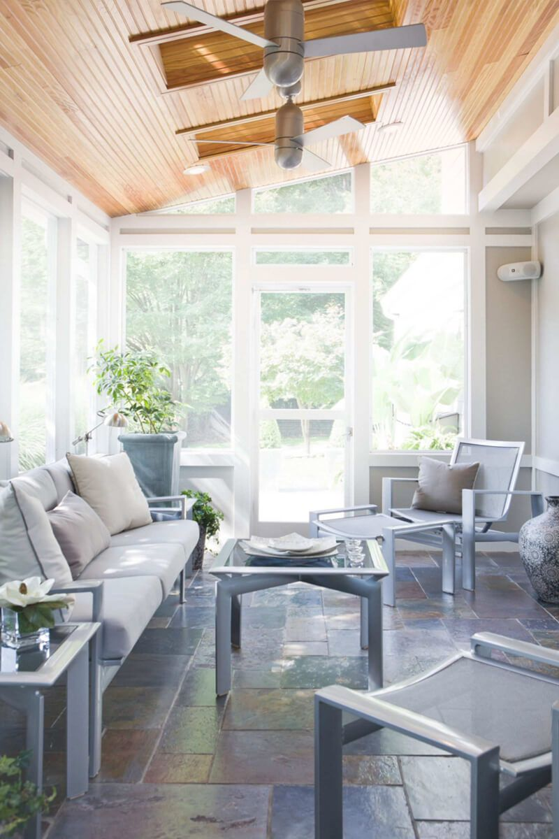 20 Unordinary Sunroom Design Ideas For Interior Home Sunroom Designs Home Garden Room