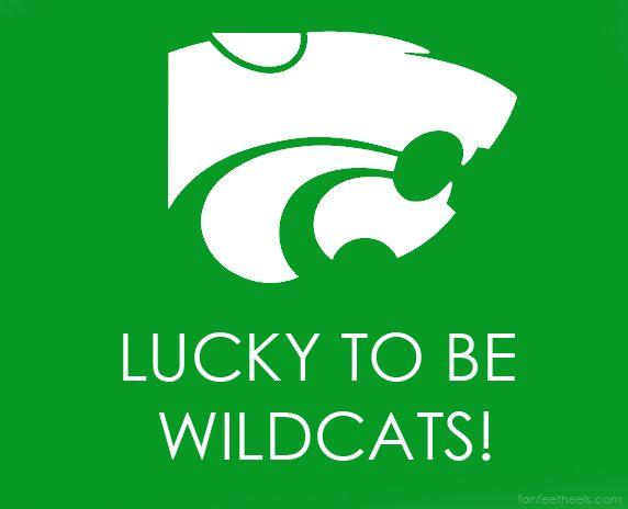 Happy St. Patrick's Day KSU