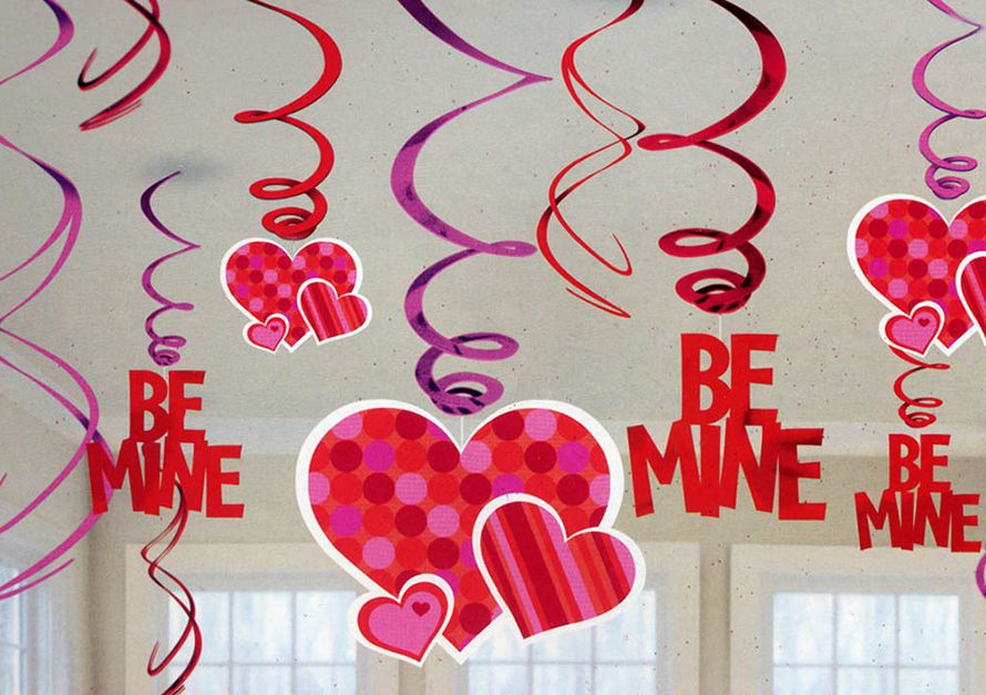 The Best Valentine\'s Day Party Decorations | Decoration and Creative