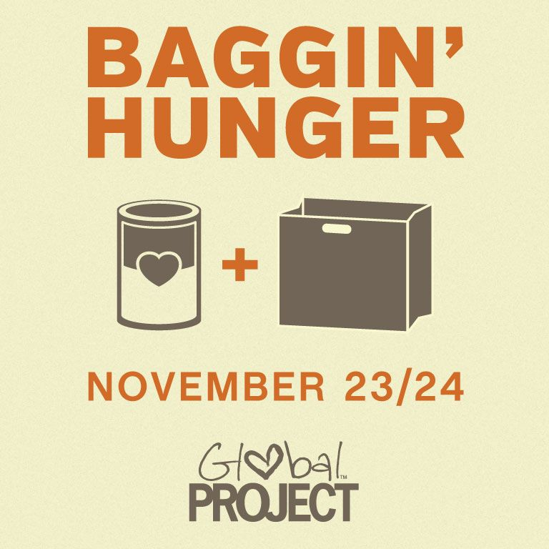 Bring food to fill up local food shelves in the Twin