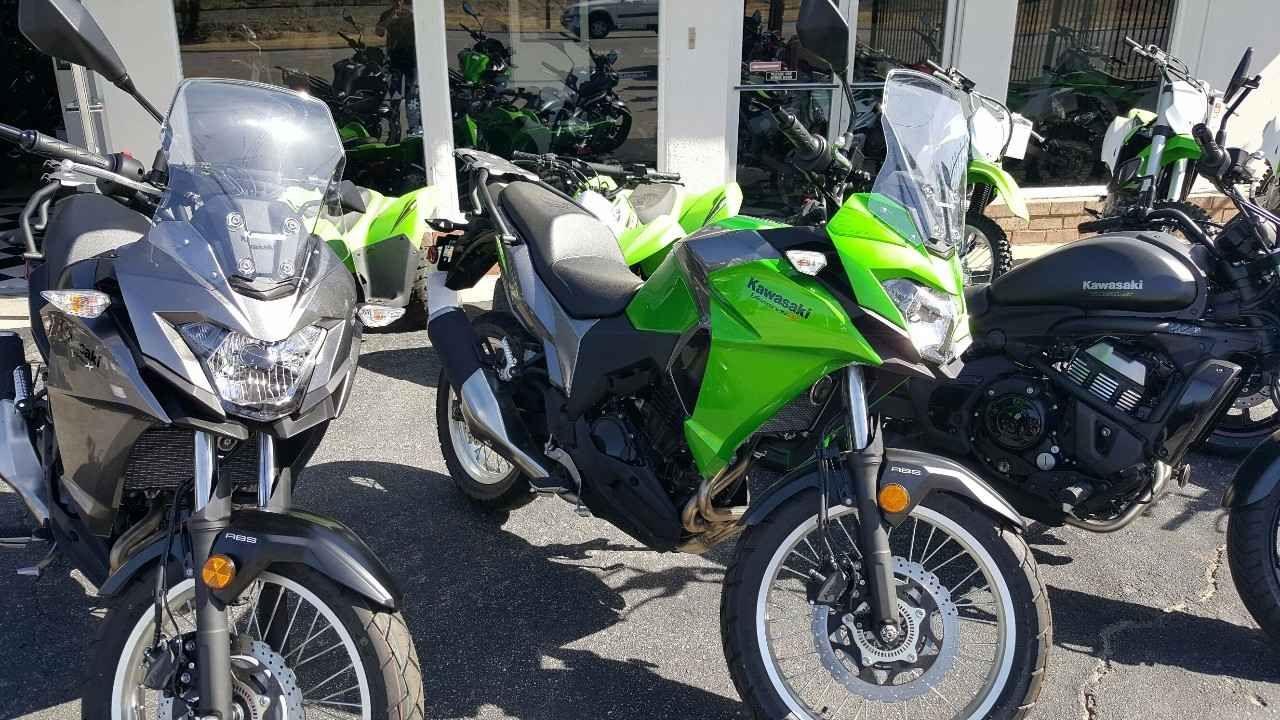 2017 Kawasaki Versys 300 ABS 300 abs, Kawasaki, Versys