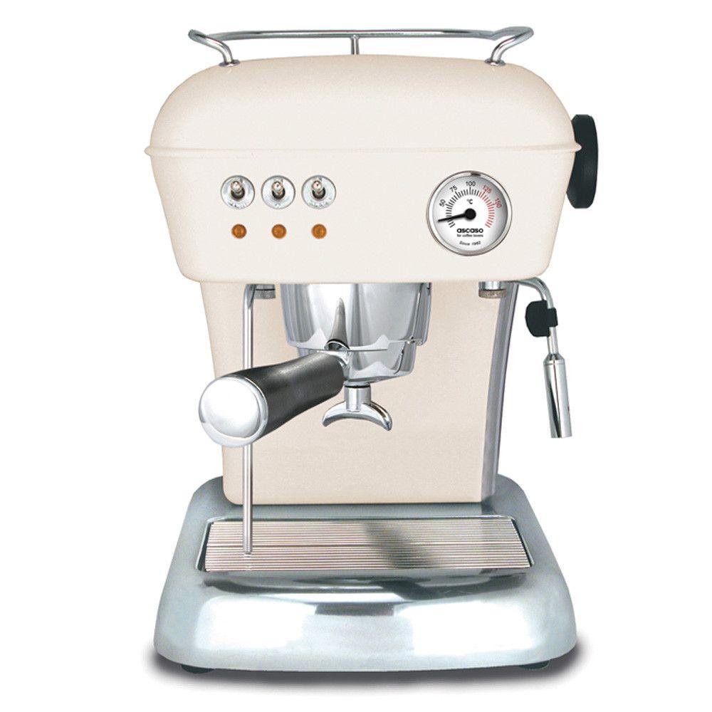 Dream Versatile M F Espresso Machine Cream Dr 87uk From Ascaso Ascaso Dream Espresso Machine Espresso Machine Best Espresso Machine