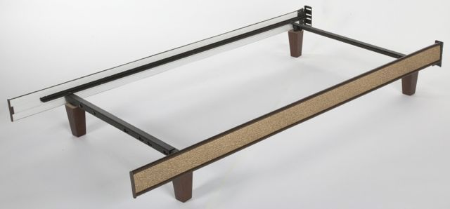 How To Cover Metal Bed Rails Google Search Metal Bed Frame