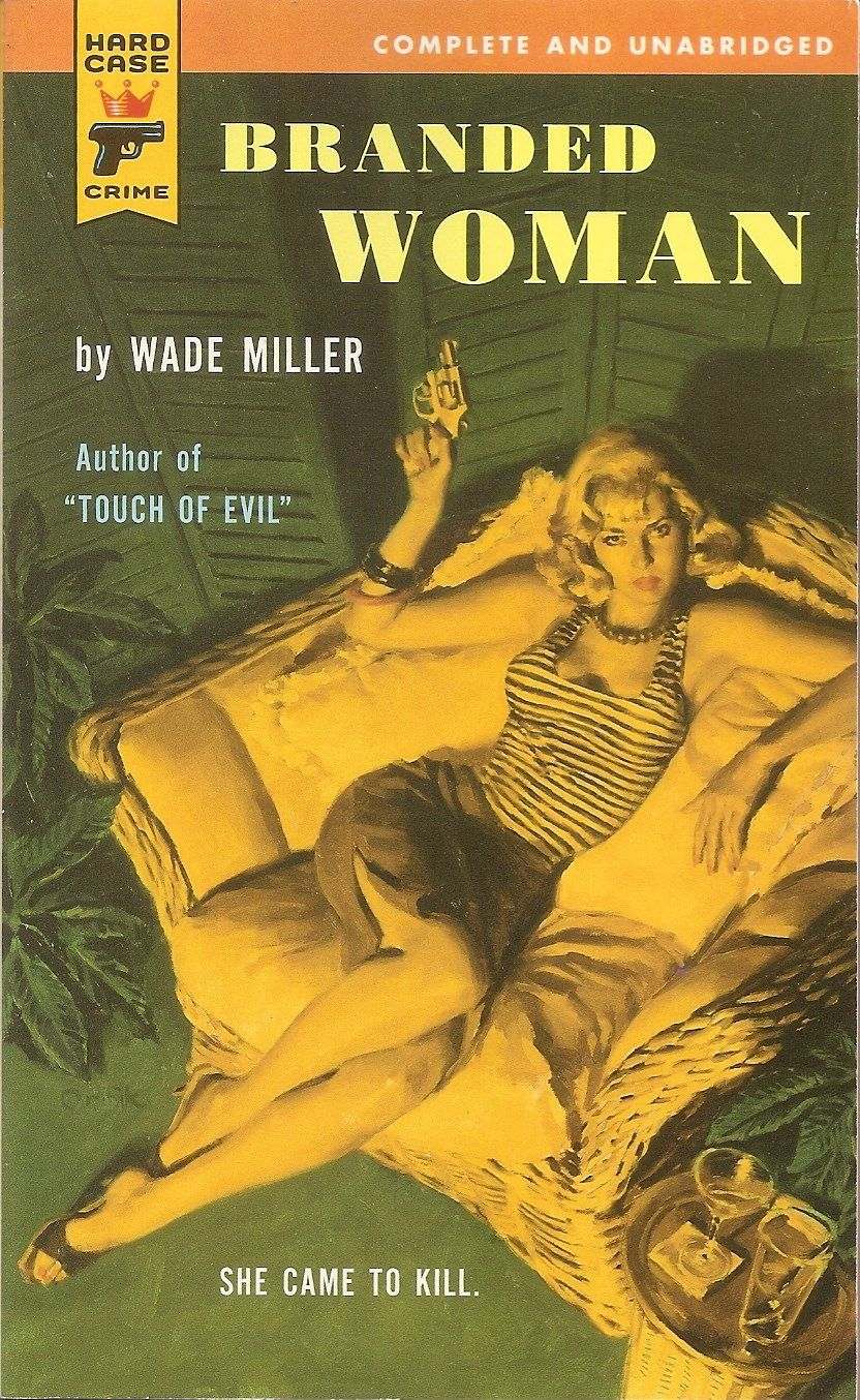 Image result for branded woman pulp cover