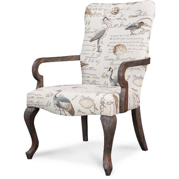Birdsong Traditional Accent Chair Amau Collection