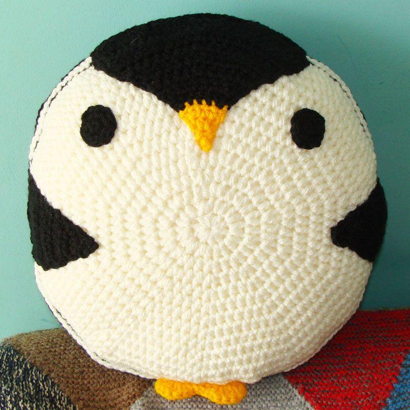 Asombroso Patrón De Tejer Para Pingüino Ideas - Coser Ideas Para ...