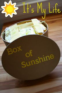 Box of Sunshine gift