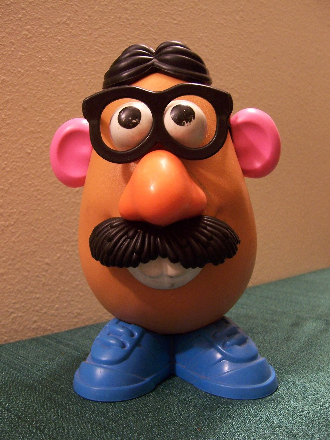 1985 vintage mr potato head back in the day childhood toys antique toys childhood memories