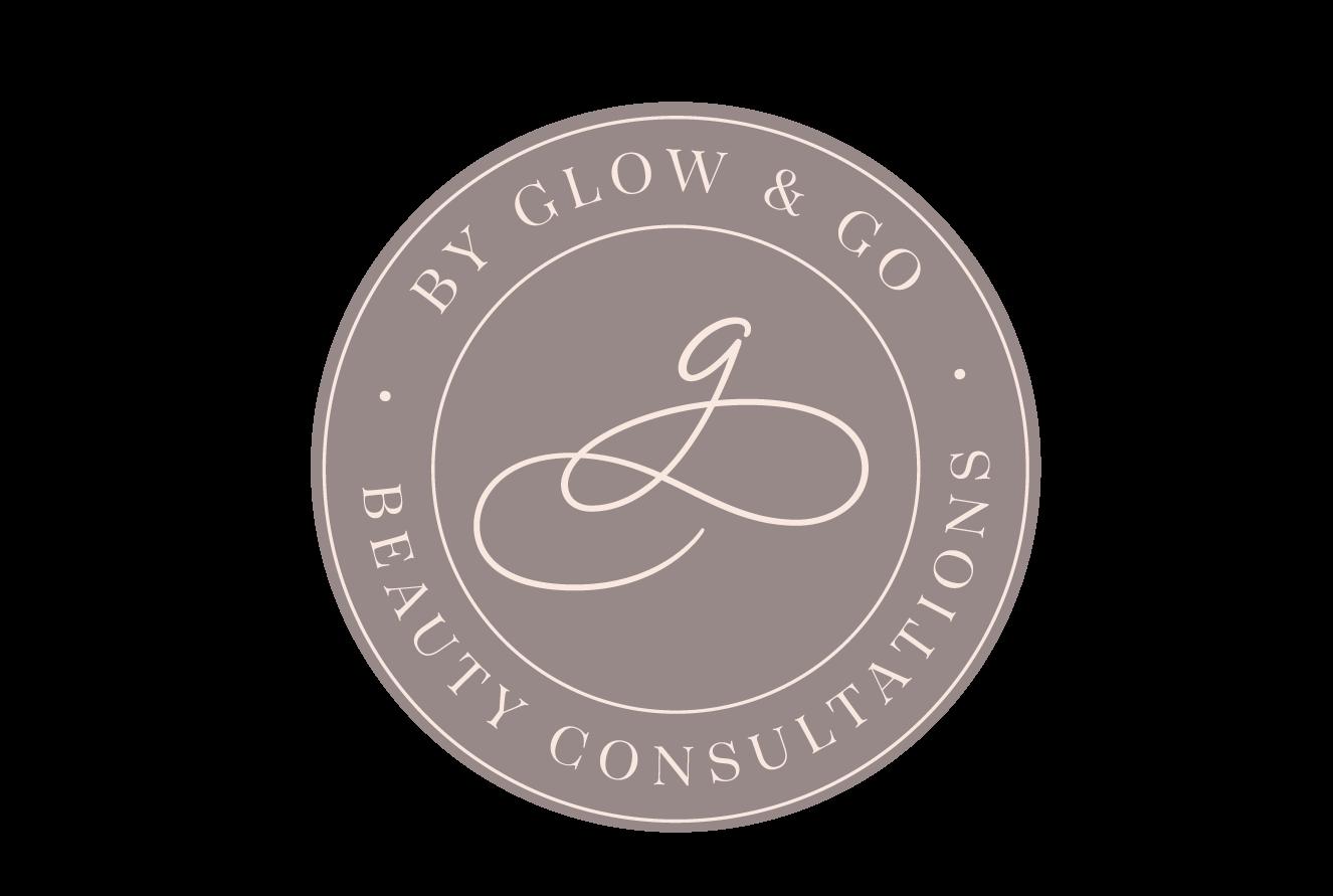 Glow Go Beauty Branding Website Design Life Coach Logo Minimal Logo Design