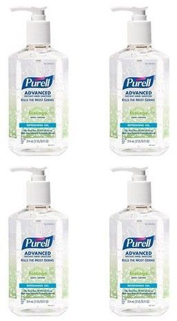 Quest Purell Advanced Green Certified Instant Hand Sanitizer