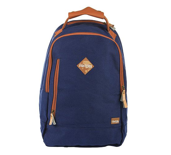 iriedaily - Stattjaeger 2 Backpack navy