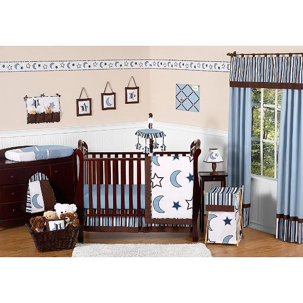 Bed bath beyond sweet jojo designs starry night crib bedding collection bed bath