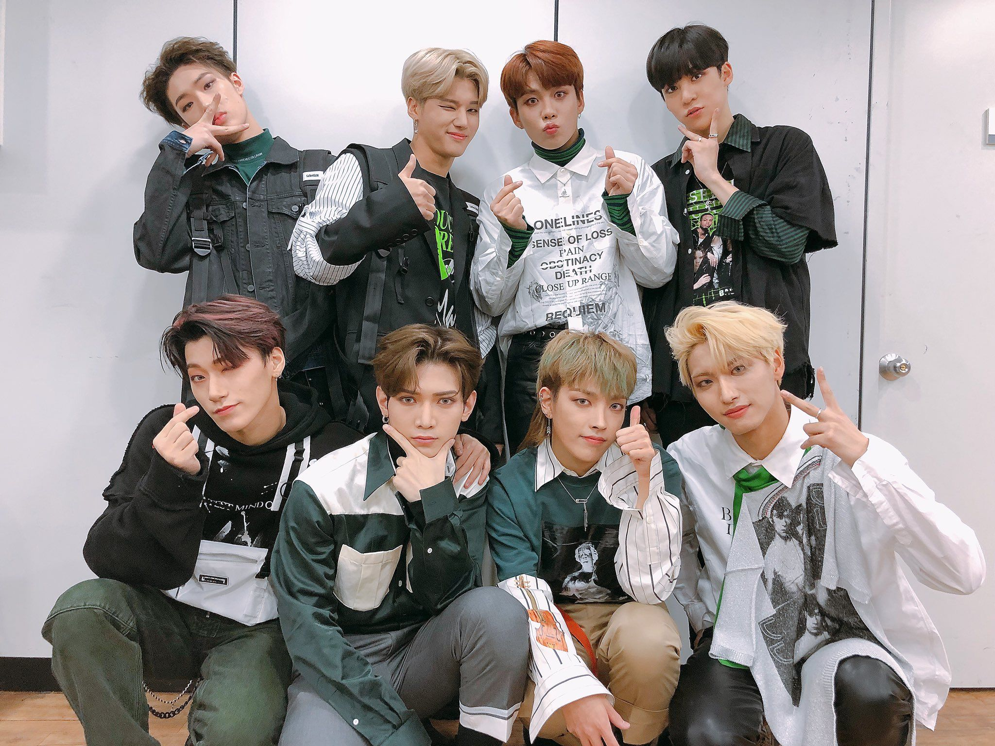 ATEEZ(에이티즈) on Kpop, Jung woo young, Woo young