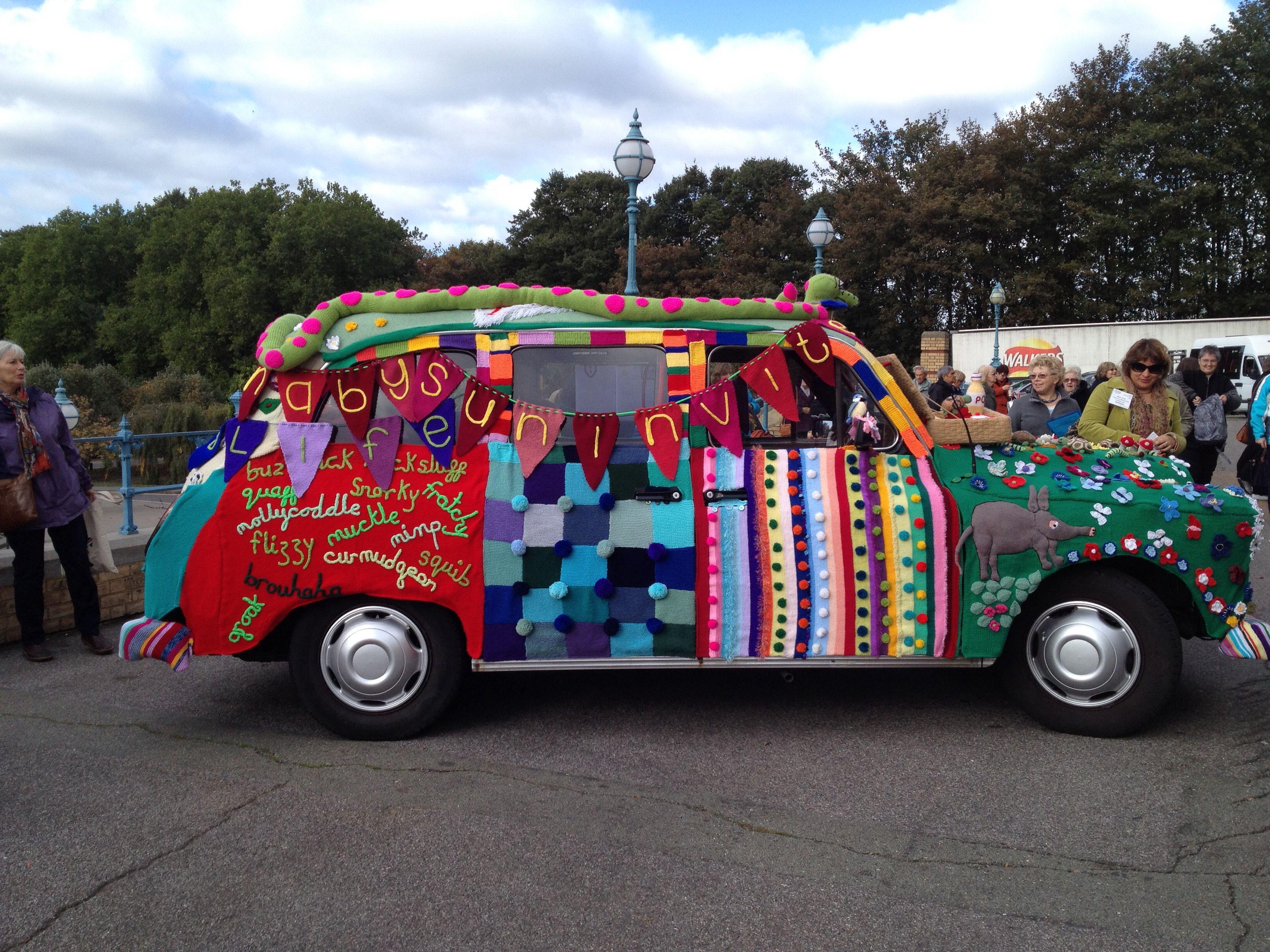 Knit and stitch show 2013
