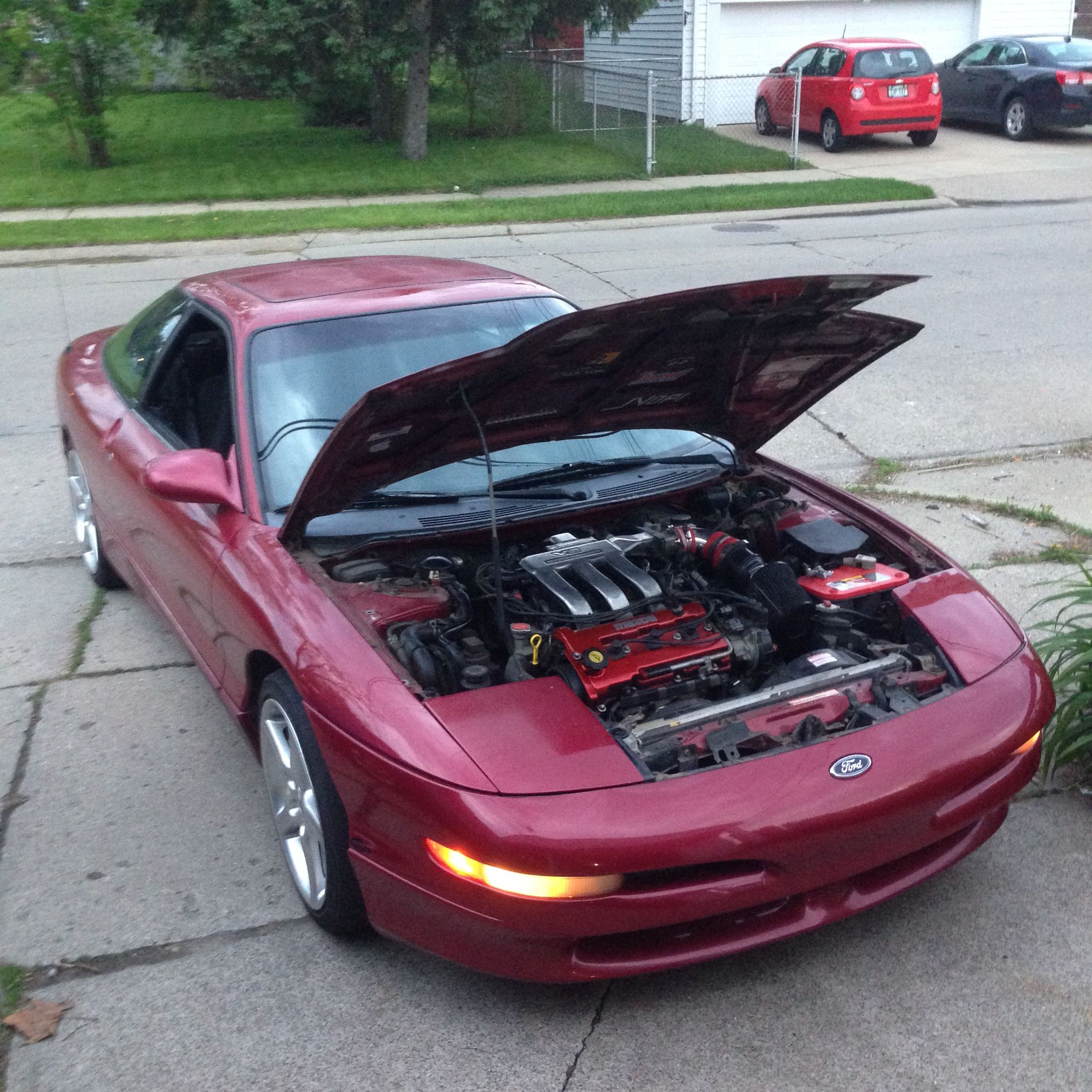 Spring 2015 Ford Probe Gt Ford Probe Ford Gt
