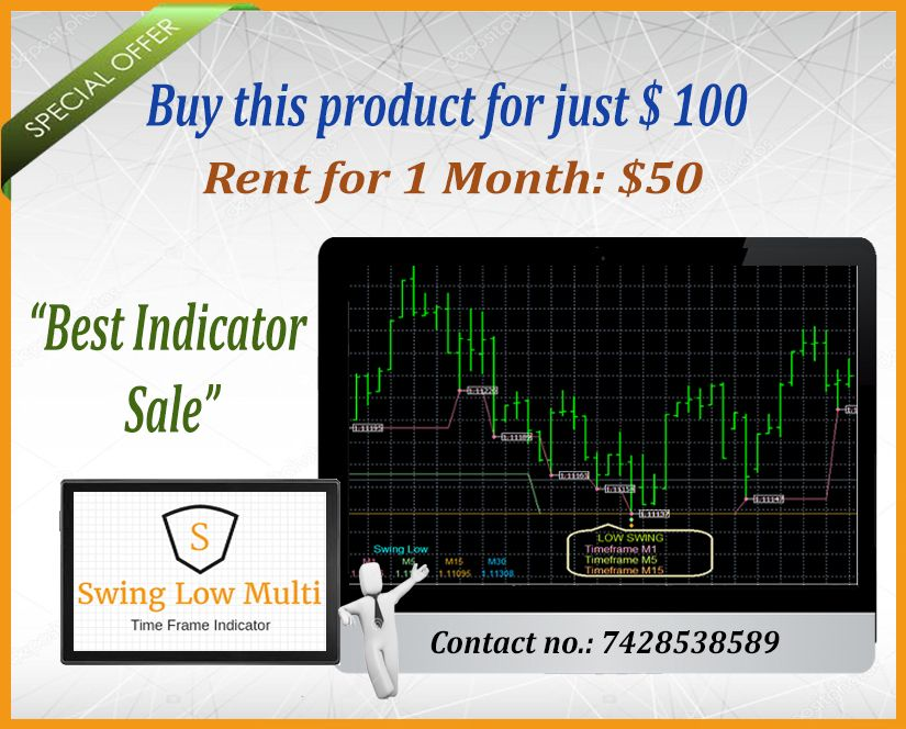 Swing Low Multi Time Frame Indicator Is One Of The Most Advanced