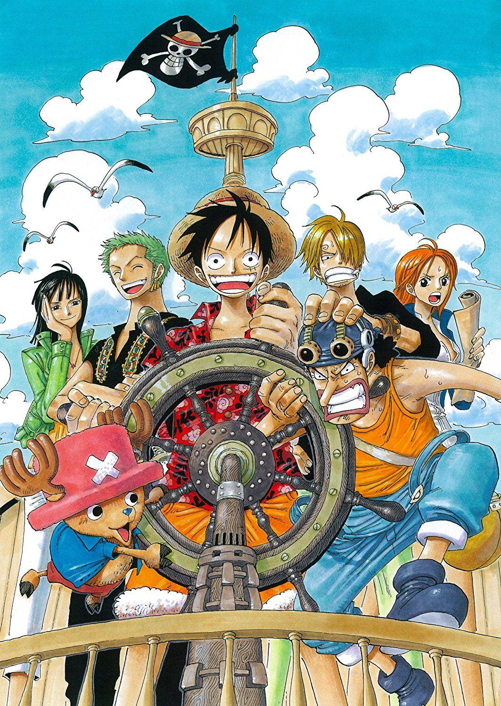 One Piece 11x14 High Resolution Poster One Piece Manga One Piece Japan One Piece Anime