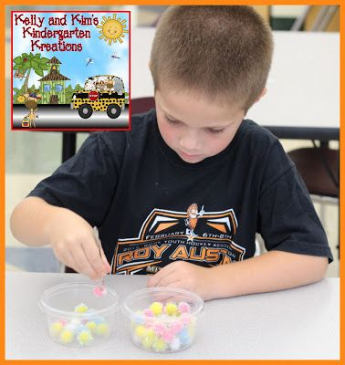 Fine Motor Fun! Activities for your classroom that are fun and great for children's small motor skills too!
