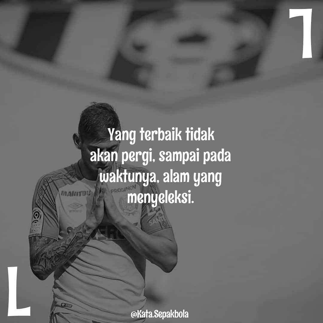 "Quotes & Tumblr Football Di Instagram ""Rest In Peace"