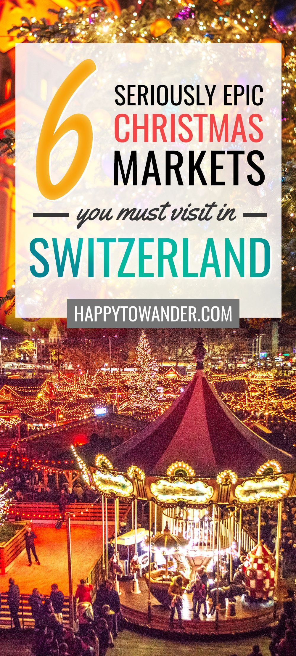 Christmas Destinations in Switzerland You MUST Visit! The BEST Christmas markets in Switzerland. If you're looking for a thorough and comprehensive Switzerland Christmas guide, this is it!The BEST Christmas markets in Switzerland. If you're looking for a thorough and comprehensive Switzerland Christmas guide, this is it!