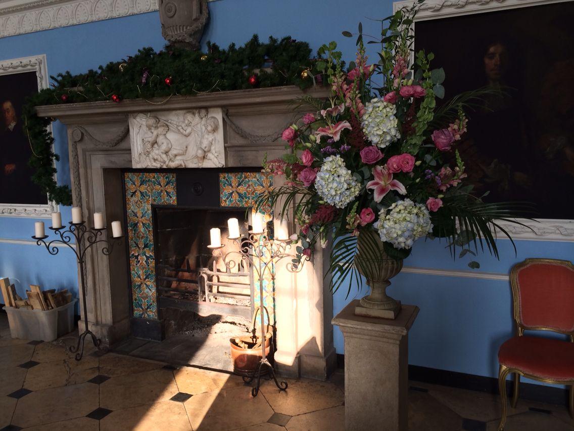 portrait fireplace at kings weston house kings weston house