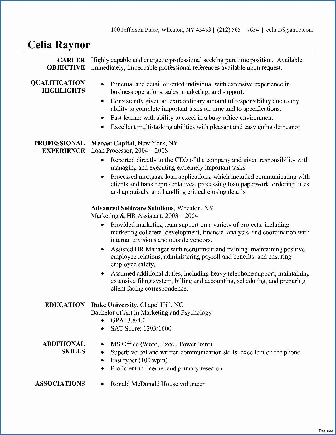 Time Management Skills Resume Beautiful 10 Cv Template Quantity Surveyor