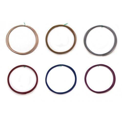 """3D Pen Filament PLA """"Onze Favorieten"""" assortiment 1.75 mm (6 kleuren)"""
