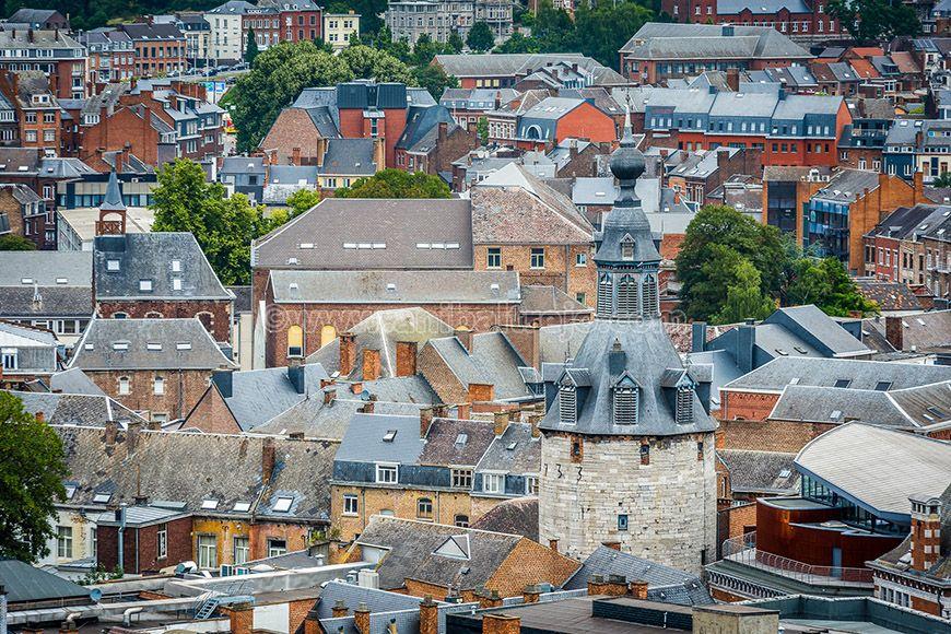 Belfry of Namur, Belgium foto de Anibal Trejo