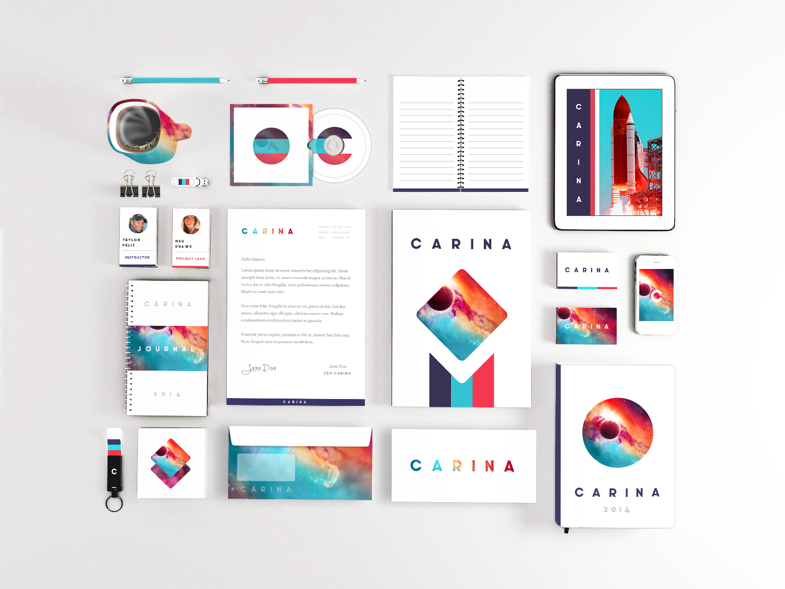 Simeon Ws Corporate Identity Design Graphic Design Logo Stationery Branding