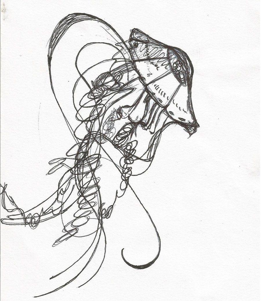 Uncategorized Jelly Fish Drawing jellyfish pen drawing by navyvelveteen on deviantart sea sail deviantart