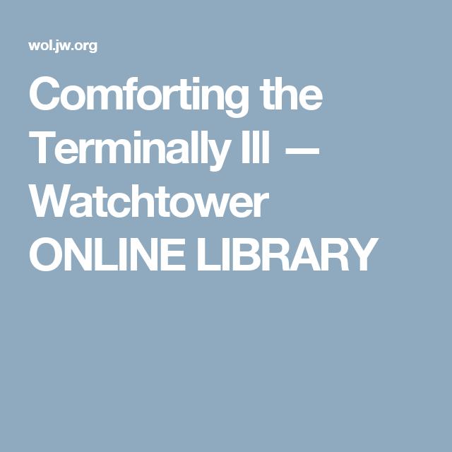 watchtower online dating