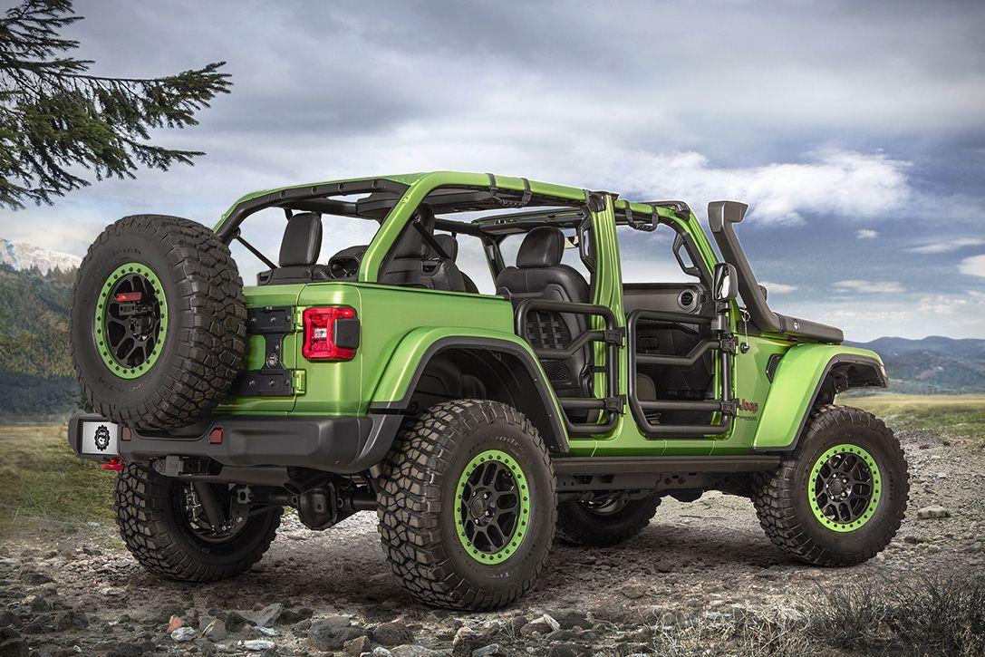 2018 Mopar Jeep Wrangler Rubicon Hiconsumption Jeep Wrangler