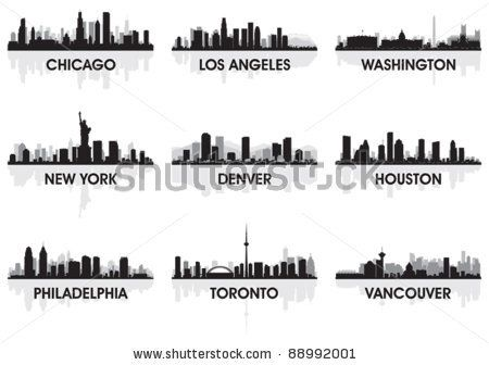 Chicago Skyline Stock Photos Chicago Skyline Stock Photography City Skyline Los Angeles Skyline Skyline Tattoo