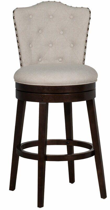 Cool Perham Bar Counter Swivel Stool Bar Stools In 2019 Bar Lamtechconsult Wood Chair Design Ideas Lamtechconsultcom