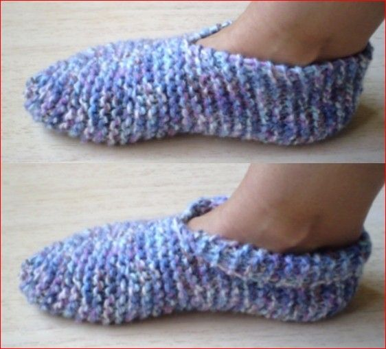 6a9e24326 Over 50+ Free Knitting Patterns for Slippers to Keep Your Feet Toasty! »  Best 2019 Knitting ideas #knitting #crochet #knittingpatterns  #crochetpatterns