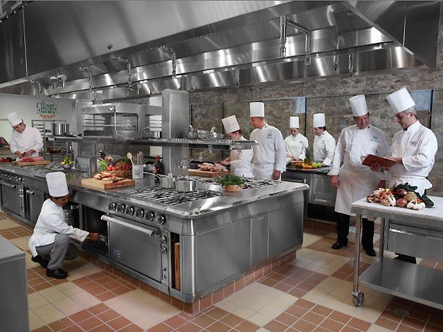 Culinary school or bust by ashley walsh gofundme cia for Kitchen design quiz