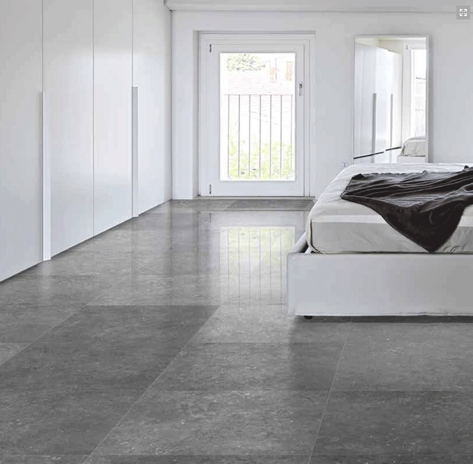 Get The Look Industrial Style With A Polished Concrete