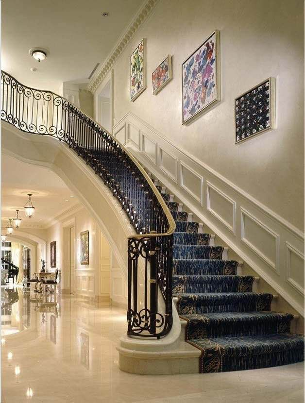 50 Stunning Interior Design Ideas That Will Take Your House To Another Level: Pin By Nettie Patterson On Stairways