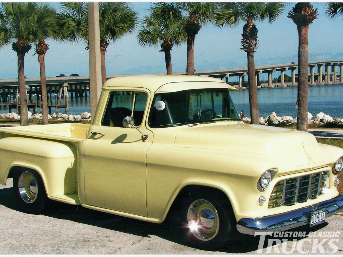 Truck 1955 chevy apache truck for sale : 1955 Chevy Pickup | 1955 Second Series Chevy/GMC Pickup Truck | 55 ...