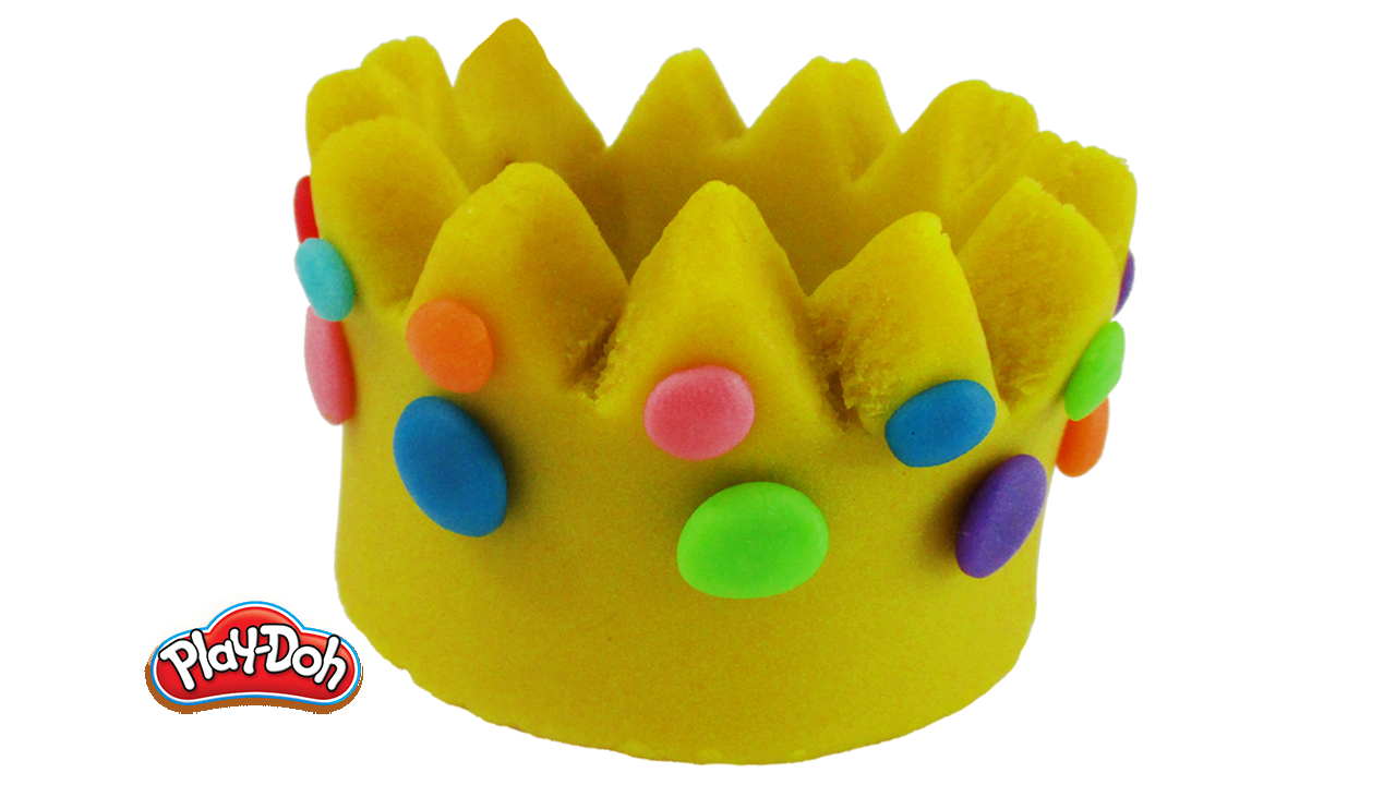 How To Make Play Doh Princess Crown Crown For Kids Play Doh Princess Crown