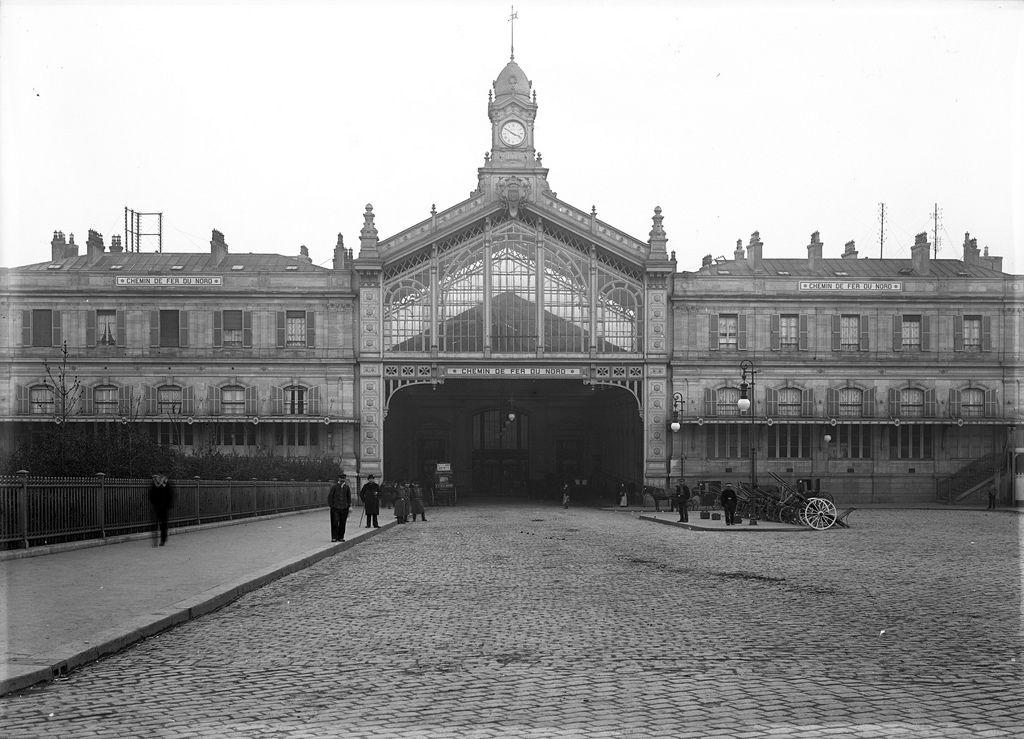 Amiens Gare Du Nord Avec Images Amiens Gare Du Nord Metropole